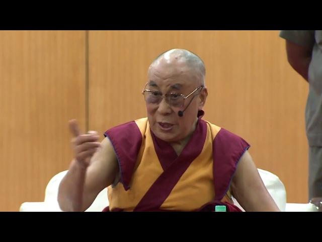 Далай-лама об успехе в жизни