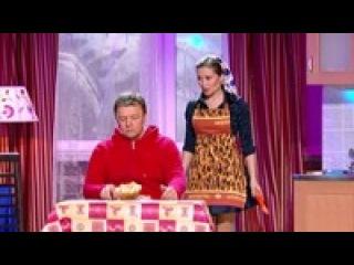 Уральские пельмени / Зе bad 2 - вырезанное / 17. Муж-тиран! | molodejj.tv