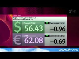 УКРЕПЛЯЕМСЯ!!! На фоне повышения цен на нефть курс рубля укрепился по отношению к доллару и евро