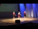 Выступление на конкурсе «Фестиваль отрядной песни»...