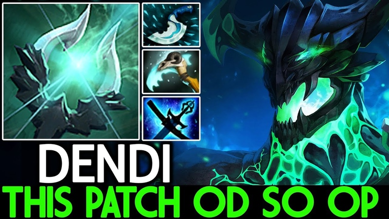 Dendi [Outworld Devourer] This Patch 7.20 OD so Overpower Dota 2
