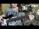 ROCKNMOB BASS LESSON (5 strings) - Nickelback - How You Remind Me