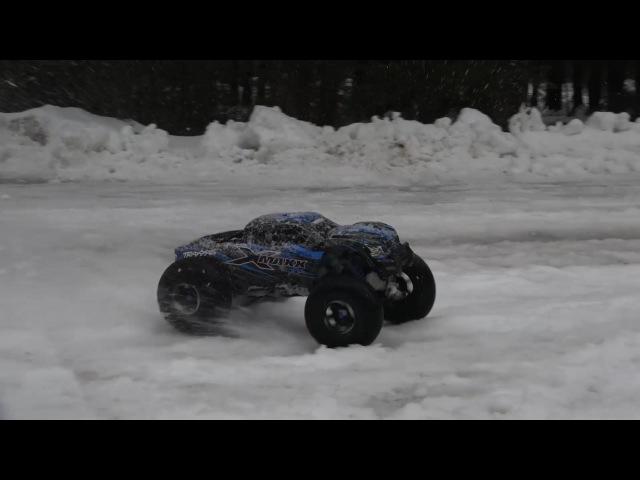 TRAXXAS X-MAXX 4WD 1/5 ... радиоуправляемая модель