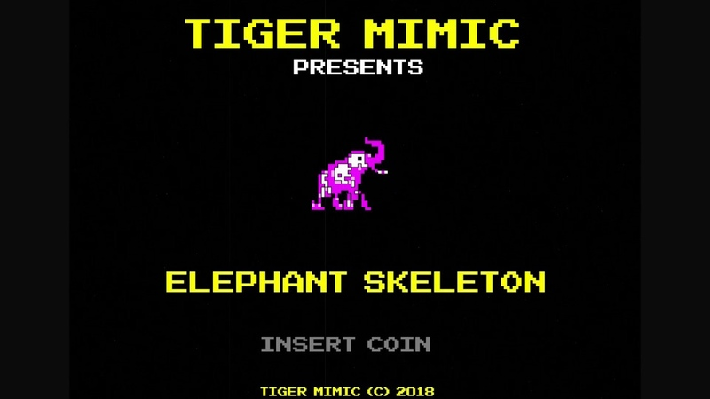Tiger Mimic Elephant Skeleton Official Music Video 2018
