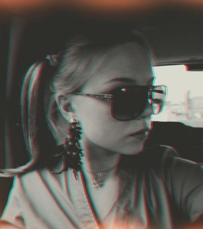 Арина Лесова, 24 сентября 1995, Краснодар, id202738329