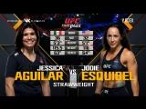 UFC_FN_133_Jessica_Aguilar_VS_Jodie_Esquibel