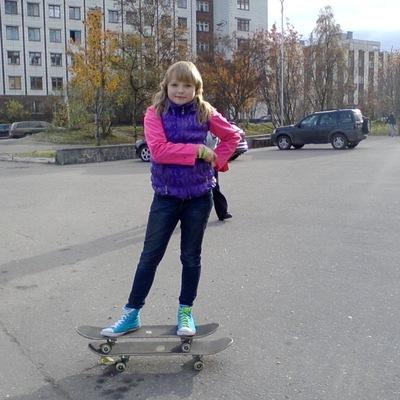 Анастасия Вальчук, 1 августа 1999, Североморск, id187871019
