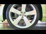 Jaguar XJR--D&M Motorsports Video Walk Around Presentation Review 2012 Chris Moran