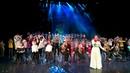 Завершение Гала-концерта фестиваля Стремление к Солнцу
