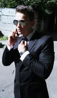 Роман Давиденко, 10 мая , Красноярск, id173759347