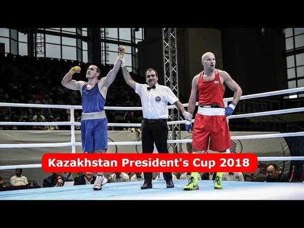 (91kg) Levit vs Magomedov /Kazakhstan President's Cup 2018/