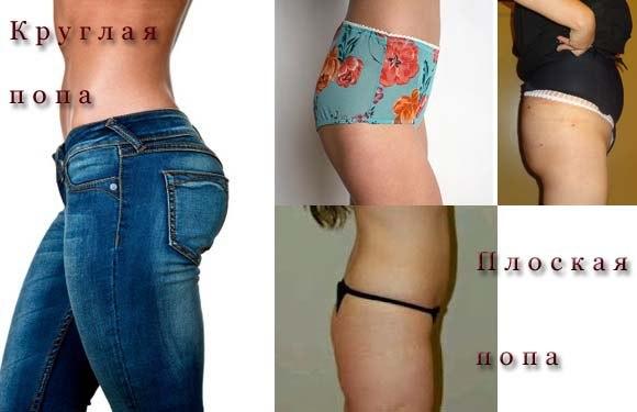 как похудеть в попе мужчине