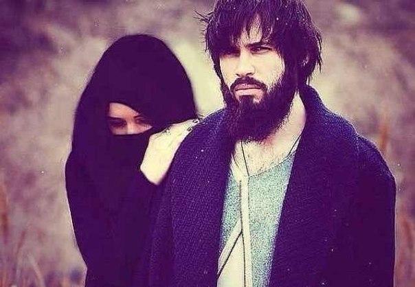 фото с бородой кавказ
