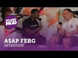 A$AP Ferg Interview with splash!-Mag