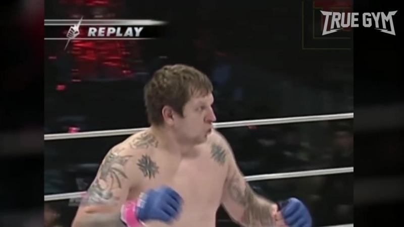 Эти бои вошли в историю _ Самые безумные начала боев в MMA от Емельяненко до Конора
