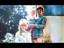 ♫ Ringo Starr, his son Zak and his wife Maureen at home 1967