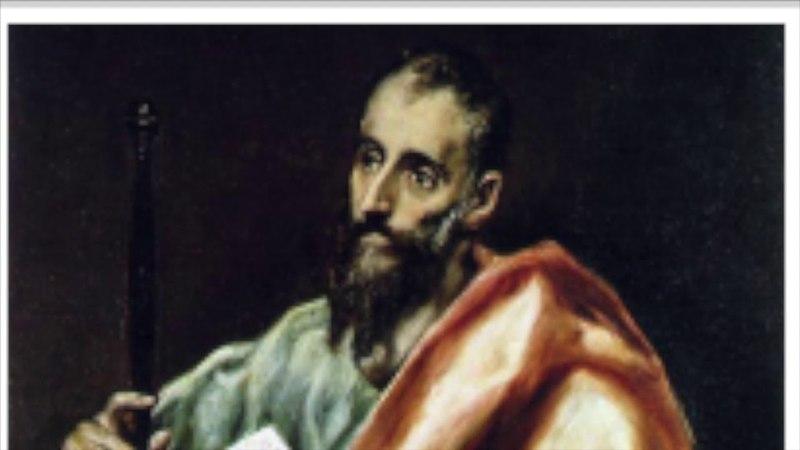 Апостол Павел духовный отец