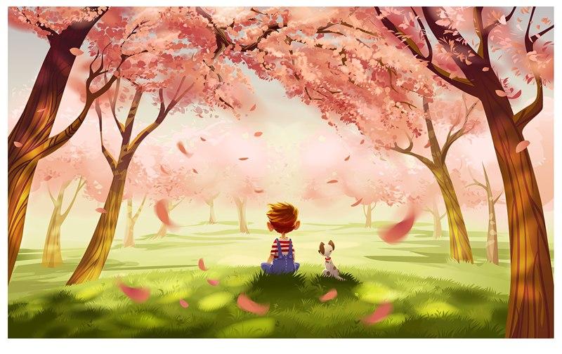 Ждем весны.