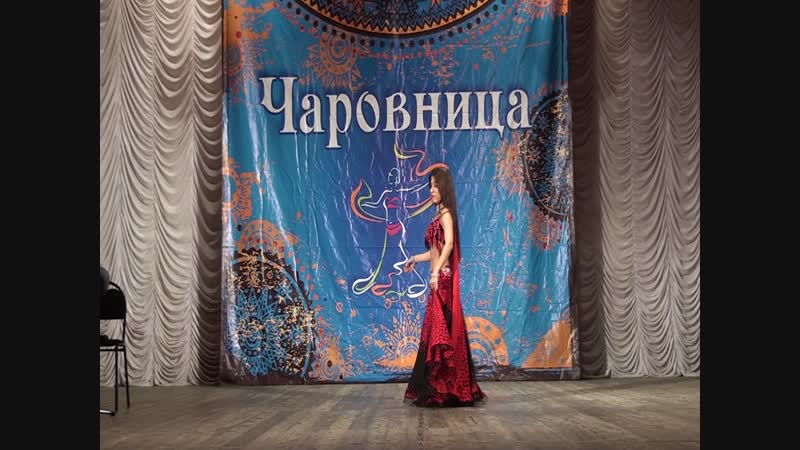 Шепилова Олеся и Гайс Авад