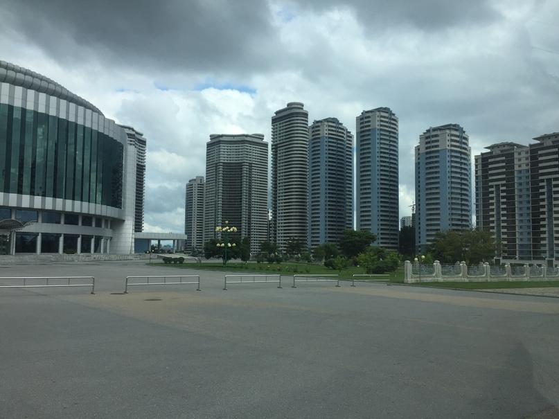 Отчет о путешествии в Северную Корею Новый район