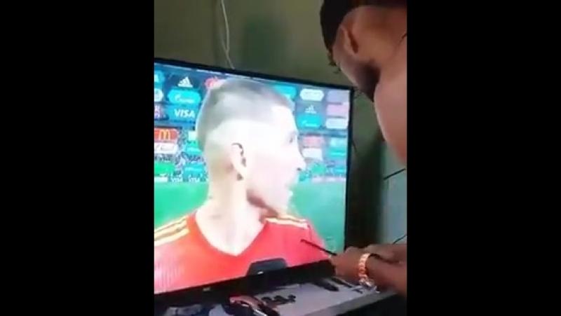 Вся правда про зачіски футболістів