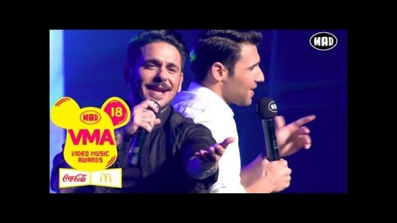 Stan Πέτρος Ιακωβίδης ΜAD VMA Medley Mad VMA 2018 by Coca Cola McDonald