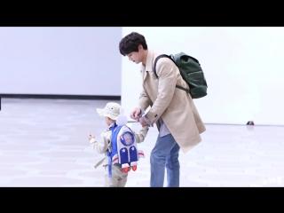 180915 샤이니(SHINee) 민호(Minho) 출국 Departure [김포공항] 4K 직캠 by 비몽