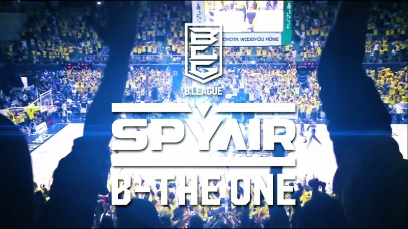 SPYAIR 『B-THE ONE』 Music Video