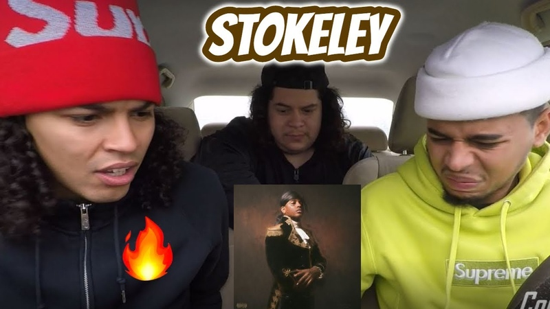 Ski Mask the Slump God - STOKELEY (FULL ALBUM) REVIEW REACTION