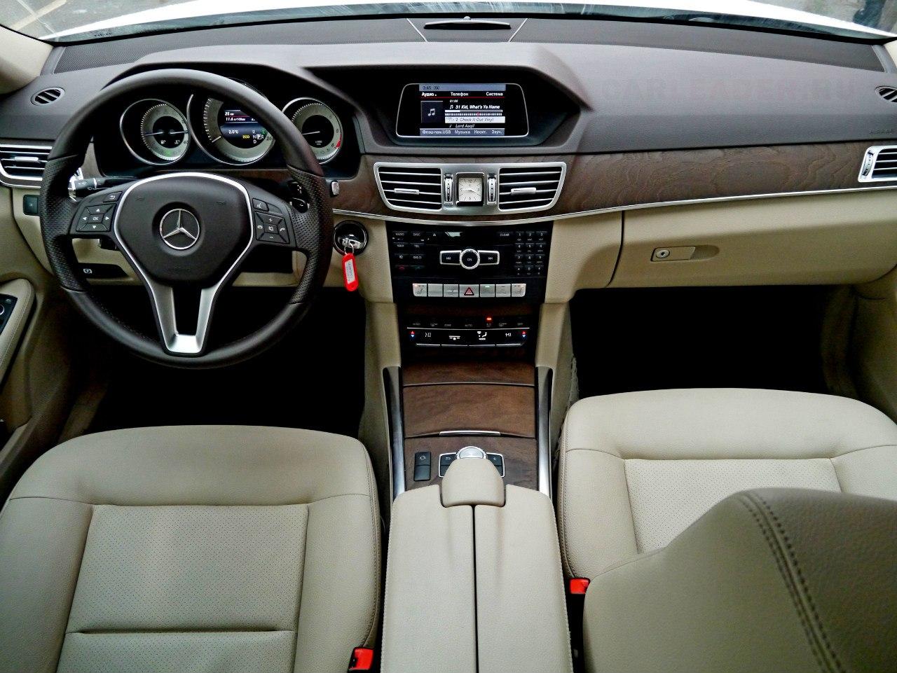 Mercedes-Benz E 2014