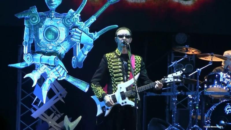 Пикник премьера тура Левитация в БКЗ Октябрьский 07.11.2018