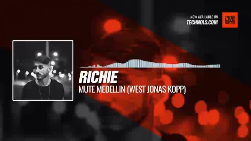 Richie - MUTE Medellin (west Jonas Kopp) Periscope Techno music