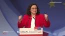 Die Bätschi,Bätschi Verblödete: Europakonvent der SPD am 23.03.19