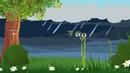Басня Крылова Дуб и Трость Мультфильмы анимация для детей сказки смотреть онлайн бесплатно