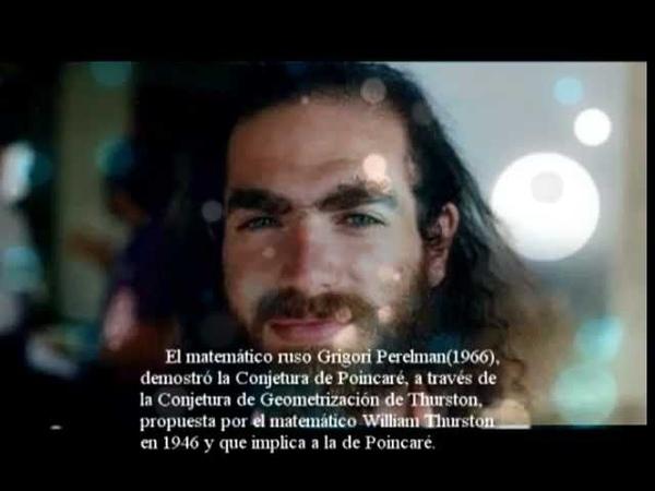 Henri Poincaré- Grigori Perelman
