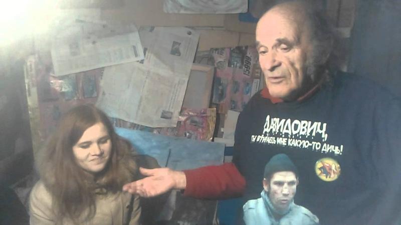 Аркадий Давидович Как я отомстил самому себе, про видео ты втираешь мне какую-то дичь и тд Часть 2