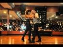 Tanya Alemana y Ataca Jorgie present a new Bachata routine