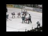 1994 Western Conference Quarter Final San Jose Sharks vs Detroit Red Wings Game 2