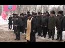 Торжественно-траурный митинг в г. Жирновске 2013