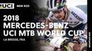 2018 Mercedes-Benz UCI Mountain Bike World Cup - La Bresse (FRA) / Men XCO