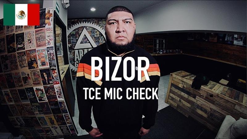 Bizor ( Azufre Squad ) - Untitled [ TCE Mic Check ]