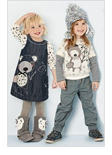некст одежда детская фото