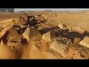 Drone flyover of Meroe Pyramids of Sudan.1080