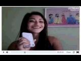 Raquel Castro Calls J.Slank On U stream