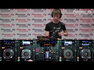 DJ Hilty (Nsk) @ Pioneer DJ Novosibirsk