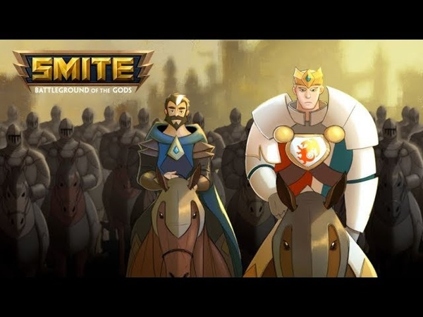 SMITE - The Heroes of Camelot Ride into the Battleground | Merlin Arthur Teaser