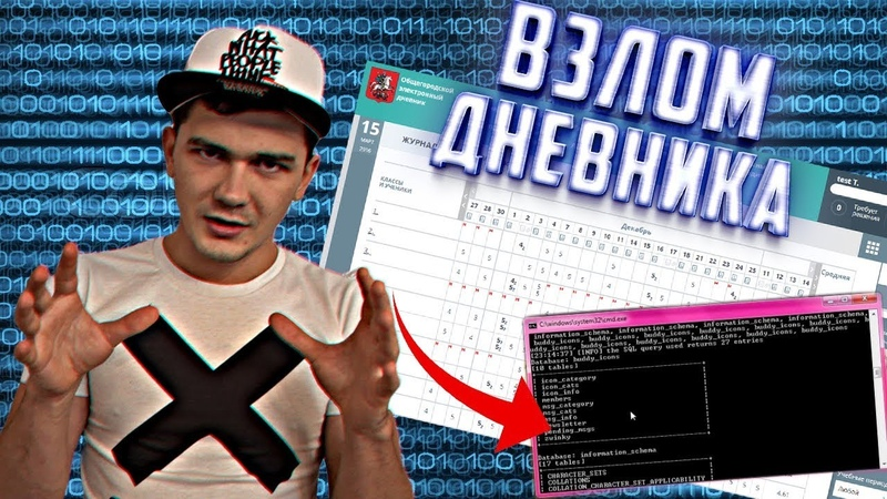 Как ВЗЛОМАТЬ Электронный Дневник