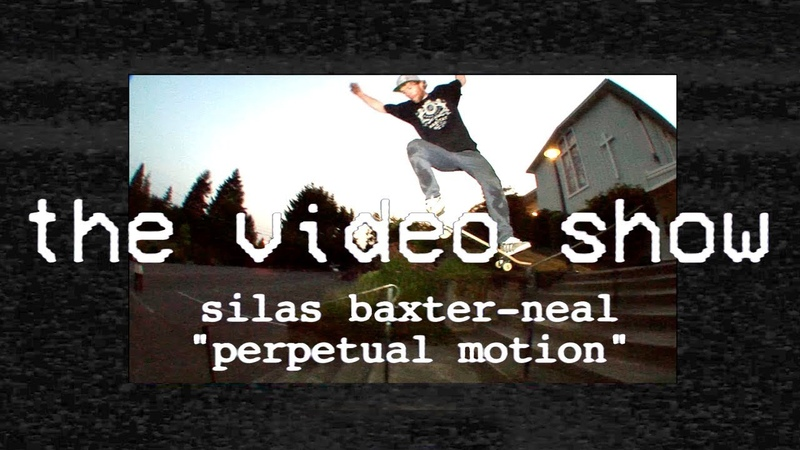 The Video Show | Silas Baxter-Neal | Perpetual Motion | TransWorld Skateboarding | S1 E4
