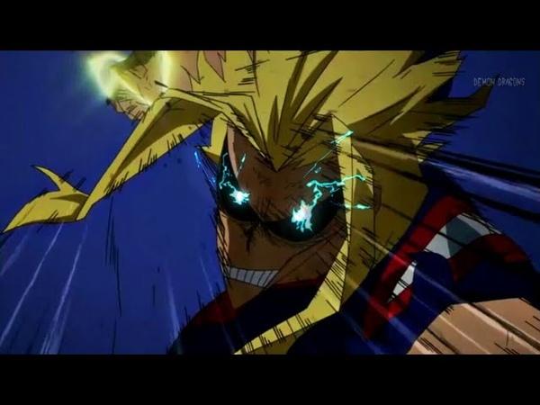 Boku no Hero Academia「AMV」-The Hunter