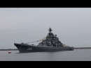 20-Летие ТАРК «Пётр Великий», Флагман Северного флота